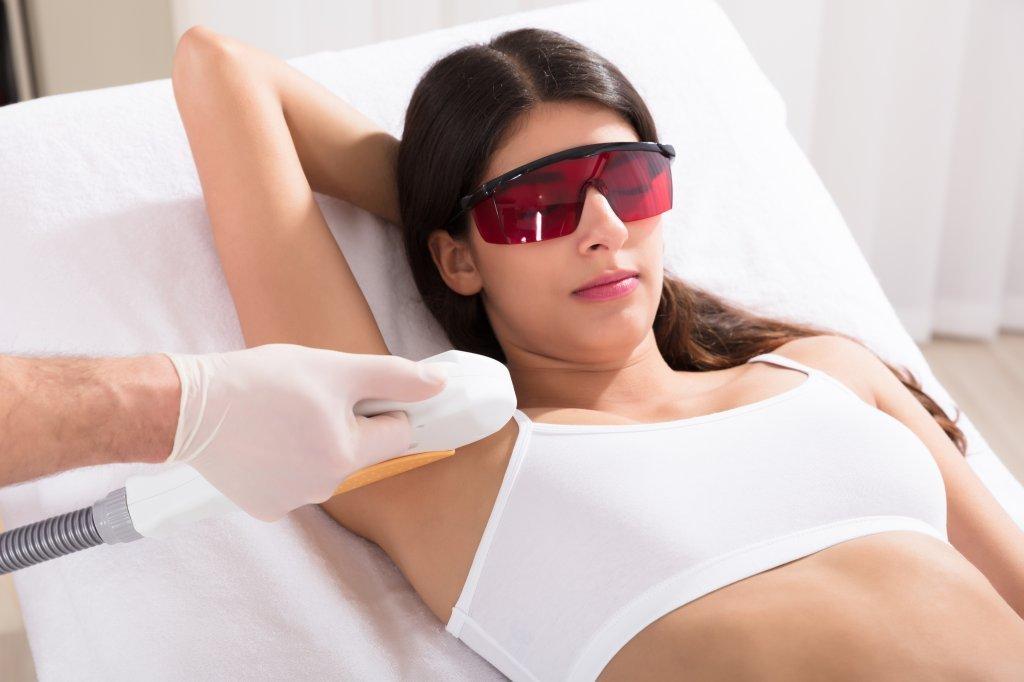 Laser Hair Removal (IPL; Intense Pulsed Light)